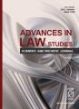 advances-in-law-studies