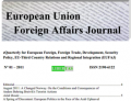 european-union-foreign-affairs-journal-eufaj