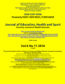 journal-of-education-health-and-sport